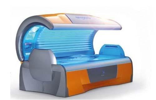 מיטת שיזוף – X7 orange